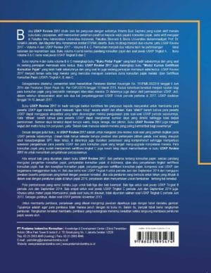 Back Cover - Buku USKP A